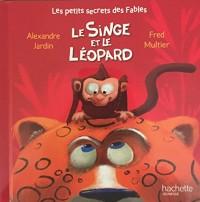Le singe et le léopard