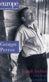 Georges Perros - Joseph Joubert