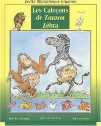 Les Caleçons de Zouzou Zebra