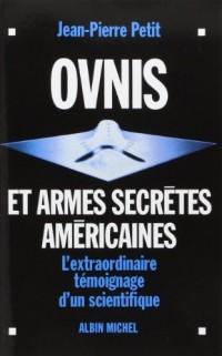 Ovnis et armes secrètes américaines (POD)