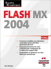 Flash MX 2004 : Studio graphique
