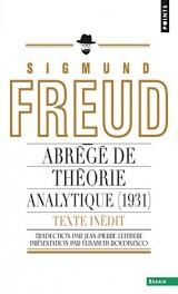 Abrégé de théorie analytique (1931) Texte inédit [Poche]