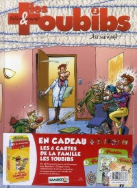Les Toubibs, Tome 2 : Jeu des 7 familles