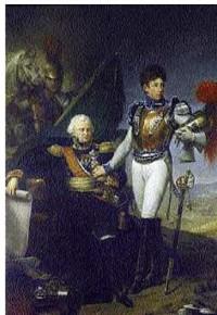 Les officiers du Consulat et de l'Empire