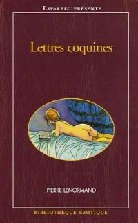 Lettres coquines