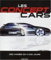 Les concept cars