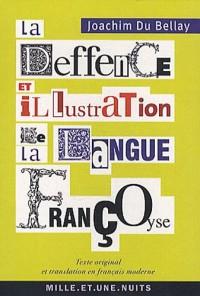 La Deffence, & Illustration de la Langue Francoyse