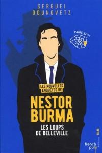 Les nouvelles enquêtes de Nestor Burma - Les loups de Belleville Paris XXème
