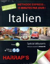Coffret Italien (2CD audio)