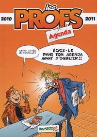 Agenda profs 2010-2011