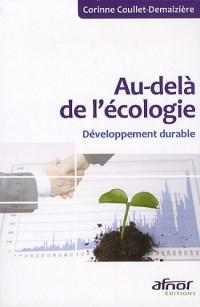 Au-delà de l'écologie : Développement durable