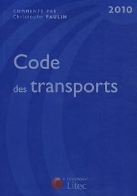 Code des transports 2010