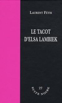 Le tacot d'Elsa Lambieck