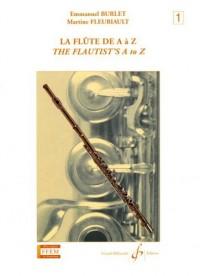 La Flûte de a a Z Volume 1