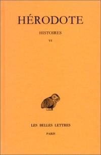 Histoires, tome 6 : Erato