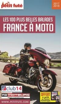 France a moto 2017 petit fute + offre num