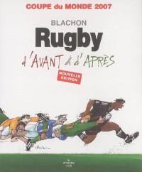 Rugby d'avant et d'après