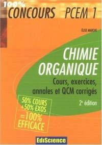 Chimie organique PCEM 1