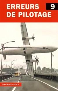 Erreurs de pilotage : Tome 9