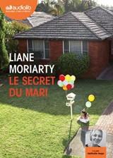 Le Secret du mari: Livre audio 1 CD MP3 [Livre audio]