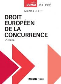Droit européen de la concurrence