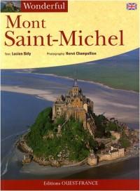 Mont Saint-Michel : Edition en anglais