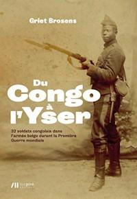 Du Congo a l'Yser