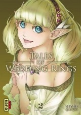 Tales of wedding rings, tome 2