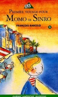 Momo de Sinro, Tome 5 : Premier voyage