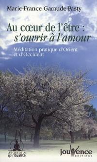 Au coeur de l'être : s'ouvrir à l'amour : Méditation pratique d'Orient et d'Occident