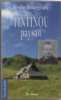 Tintinou, paysan