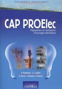Enseignements Professionnels Cap Proelec