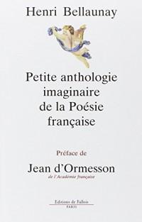 Anthologie imaginaire de la Poésie française NED