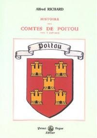 Histoire des comtes de Poitou : Tome 1, (778-993)