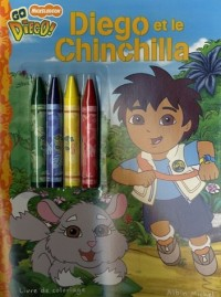 Diego et le chinchilla