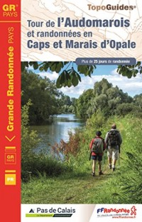 Tour de l'Audomarois et randonnées en caps et marais d'Opale