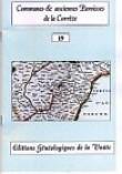 Communes & anciennes paroisses de la Corrèze