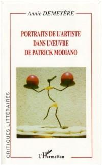 Portraits de l'artiste dans l'oeuvre de Patrick Modiano