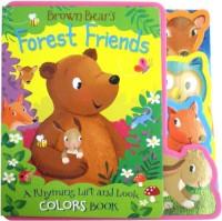 Brown Bear's Forest Friends Foam Book