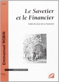 Le Savetier et le Financier, fable de Jean de La Fontaine, pour choeur mixte a cappella