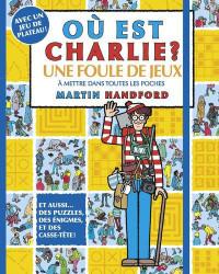 Où est Charlie ? Une foule de jeux