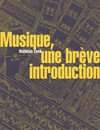 Musique, une brève introduction (nouvelle édition)