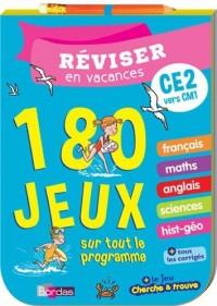 Réviser en vacances CE2 vers CM1 - Cahier de vacances