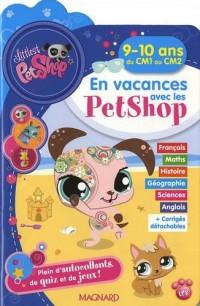 En vacances avec les PetShop du CM1 au CM2 : 9-10 ans