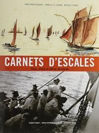 Carnets d'escales: Viaux, artiste et officier de marine