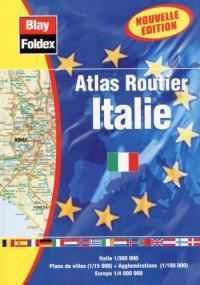 Atlas routiers : Italie (légende en 4 langues et avec un index))