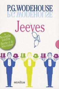 Coffret Jeeves en 2 volumes et un livret avec une nouvelle inédite