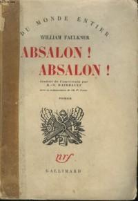 Absalon, absalon !