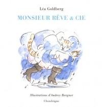 Monsieur Rêve & Cie (1CD audio)
