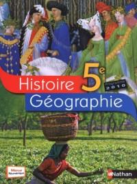 Histoire Géographie 5e : Programme 2010